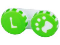 alensa.be - Contactlenzen - Lenzenhouder Poot - Groen