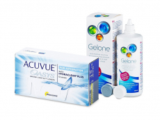 Acuvue Oasys for Astigmatism (12 lenzen) + Gelone 360 ml