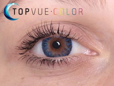 TopVue Color - met sterkte (2lenzen)