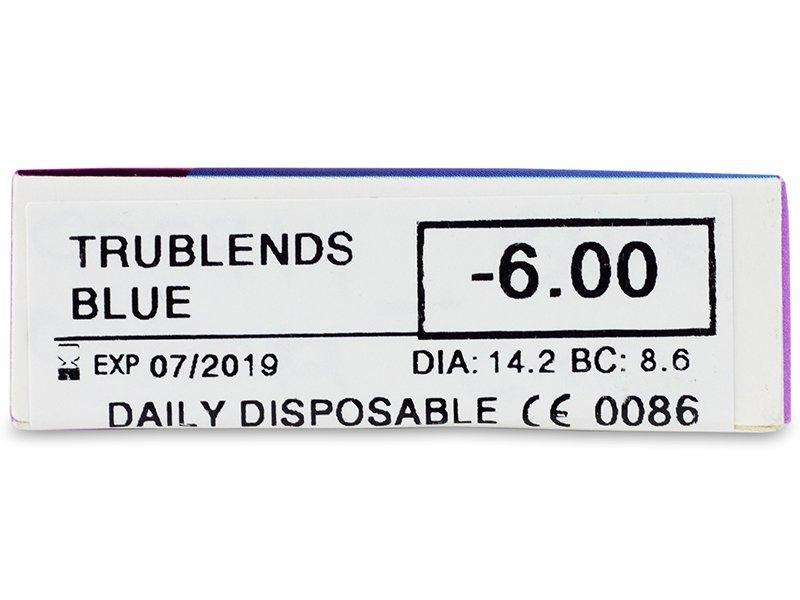 04cc564bc3d6e ... ColourVue One Day TruBlends - correctrices (10 lentilles) ...