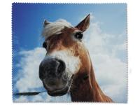 alensa.be - Contactlenzen - Reinigingsdoekje voor Brillen - paard
