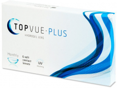TopVue Monthly Plus (6 lenzen)