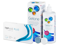 alensa.be - Contactlenzen - TopVue Monthly Plus (6 lenzen)
