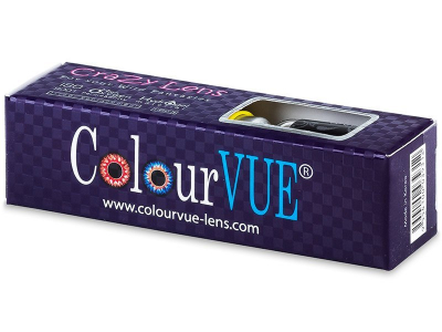 ColourVUE Crazy - zonder sterkte (2lenzen)