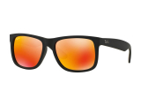 alensa.be - Contactlenzen - Zonnebril Ray-Ban Justin RB4165 - 622/6Q