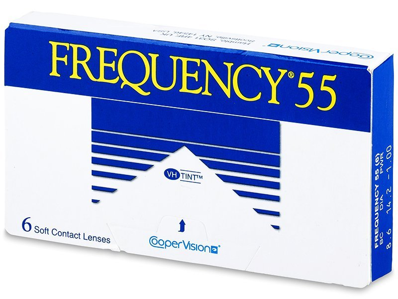 Frequency 55 (6 lenzen)