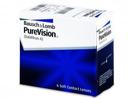 PureVision (6lenzen) - Bausch & Lomb