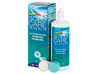 alensa.be - Contactlenzen - SoloCare Aqua 360ml