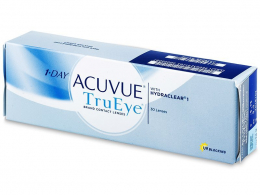 1 Day Acuvue TruEye (30 lenzen) - Johnson & Johnson