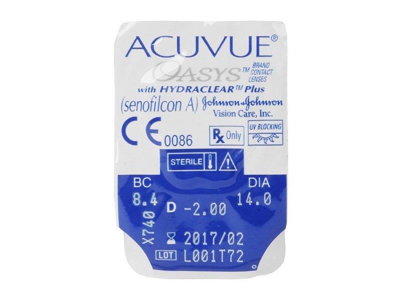 Acuvue Oasys (6lenzen)