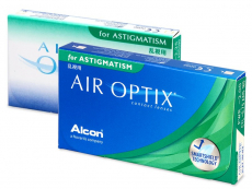 Air Optix for Astigmatism (3 lenzen)