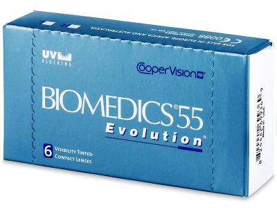 Biomedics 55 Evolution (6lenzen)