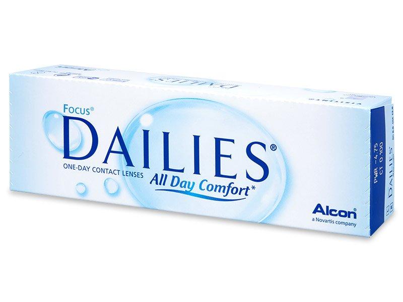 Focus Dailies All Day Comfort (30lenzen)