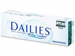 Focus Dailies Toric All Day Comfort (30 lenzen)