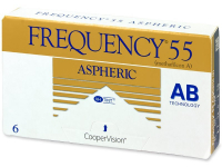 alensa.be - Contactlenzen - Frequency 55 Aspheric