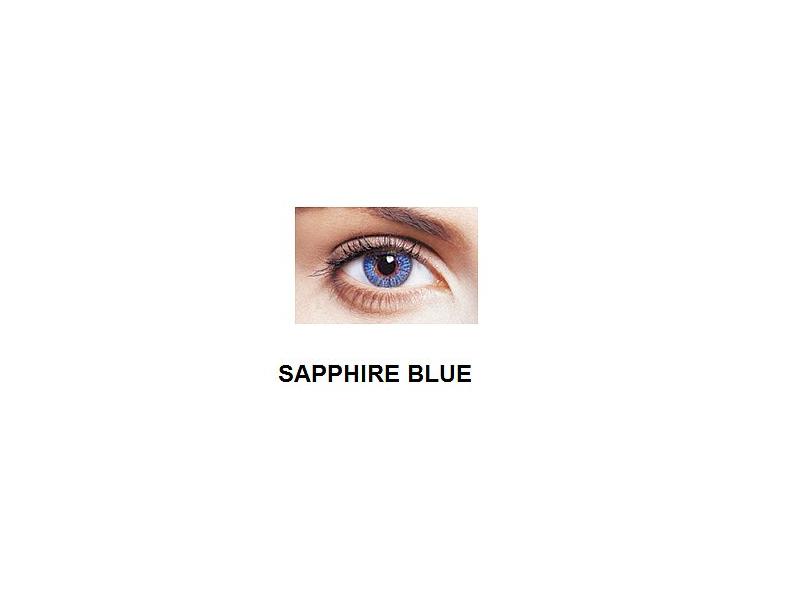 Saphire Blue (Saffier Blauw)