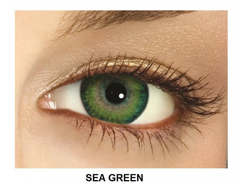Sea Green (Zeegroen)
