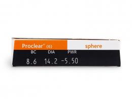 Proclear Sphere (6lenzen)