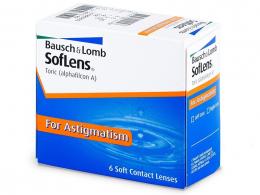 SofLens Toric (6lenzen) - Bausch & Lomb