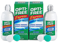 alensa.be - Contactlenzen - OPTI-FREE Express Oplossing 2 x 355 ml