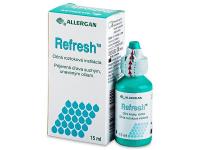 alensa.be - Contactlenzen - Refresh Oogdruppels (15 ml)