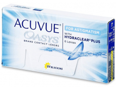 Acuvue Oasys for Astigmatism (6 lenzen)