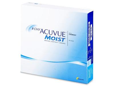 1 Day Acuvue Moist (90lenzen)