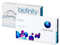 Biofinity (3lenzen)