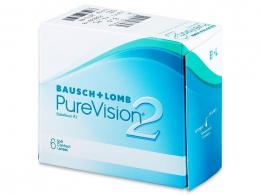 PureVision 2 (6lenzen) - Bausch & Lomb