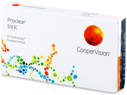Proclear Toric (6 lenzen) - CooperVision