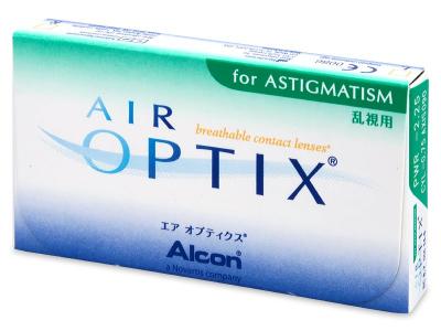 Air Optix for Astigmatism (6lenzen)