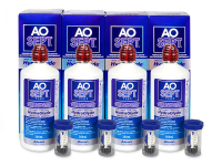 alensa.be - Contactlenzen - AO SEPT PLUS HydraGlyde 4x360 ml